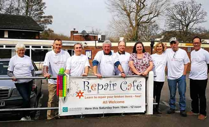 Repair Cafe  tickets