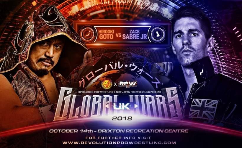 RevPro: Global Wars UK 2018 tickets