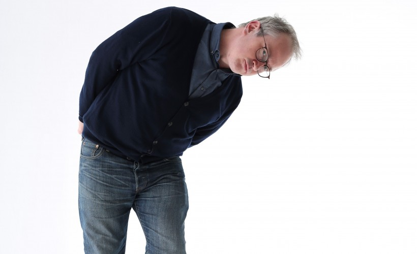 Robin Ince: Chaos of Delight tickets