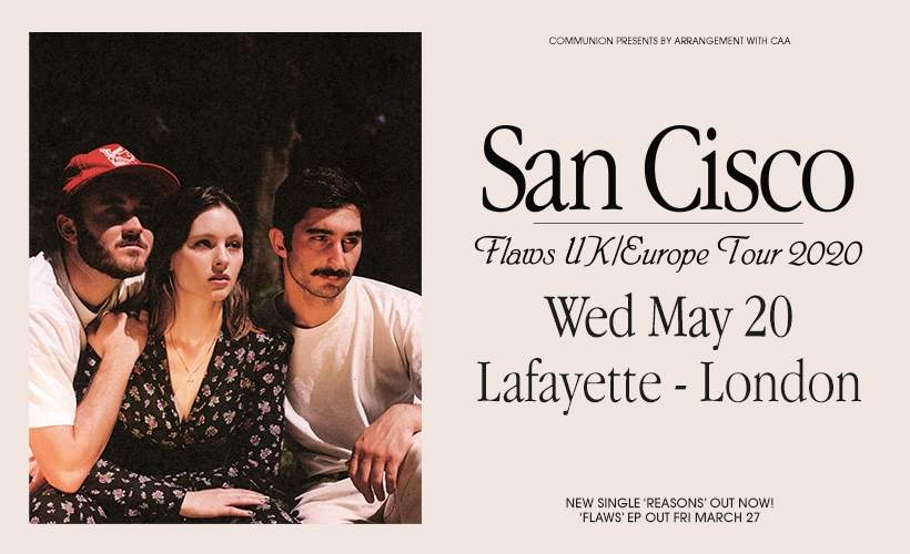 San Cisco tickets