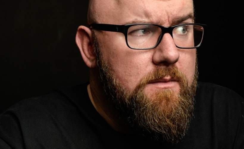 Scott Gibson: Anywhere But Here tickets