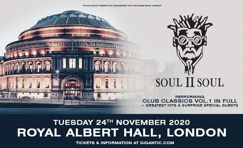 Soul II Soul tickets