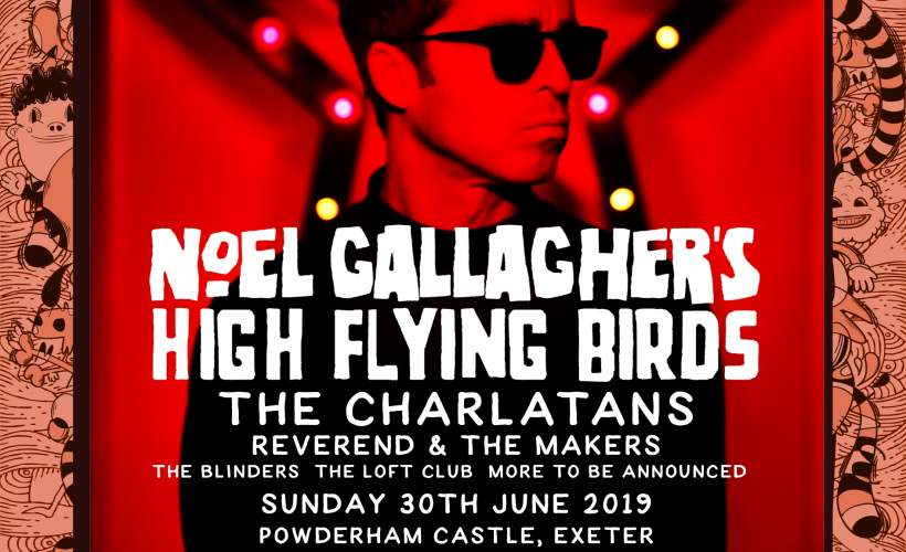 Sunday Sessions Exeter Noel Gallaghers High Flying Birds Tickets