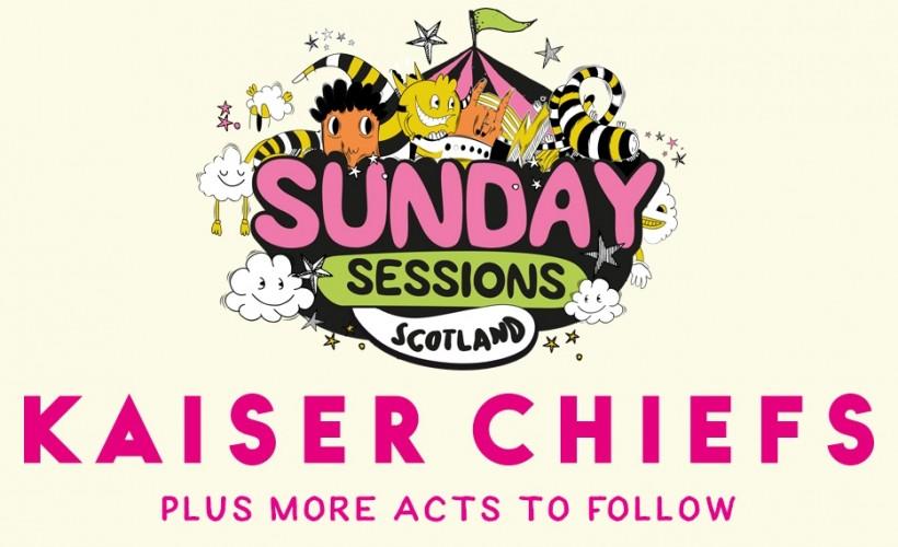 Sunday Sessions Scotland - Kaiser Chiefs tickets