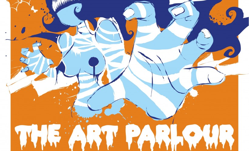 The Art Parlour: A Thrilling Life Drawing Experience tickets