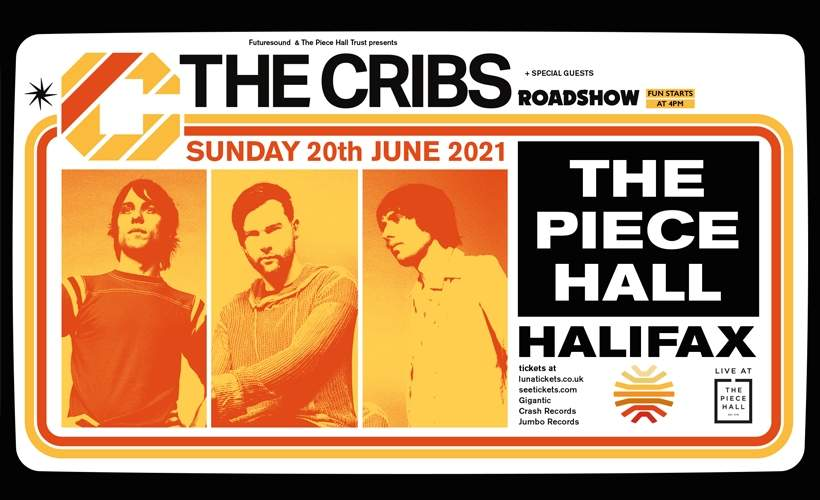 The Cribs tickets