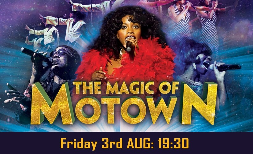 The Magic of Motown Under The Stars tickets
