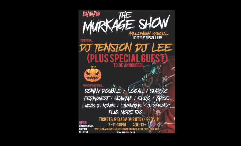 The Murkage Show: Halloween Special  tickets