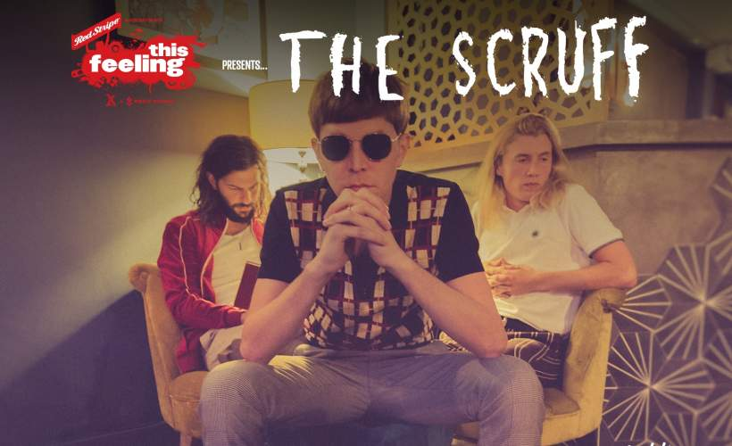 The Scruff tickets