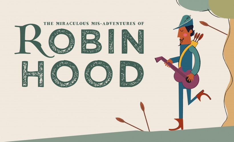 Three Inch Fools: Robin Hood tickets