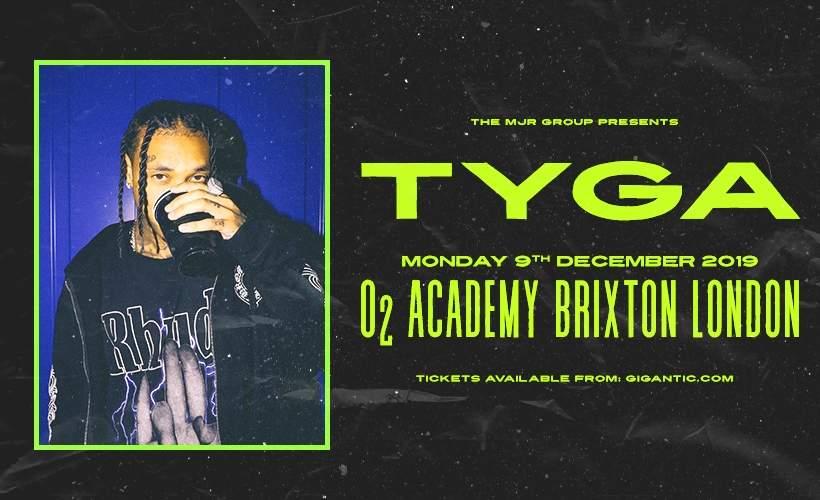 Tyga tickets