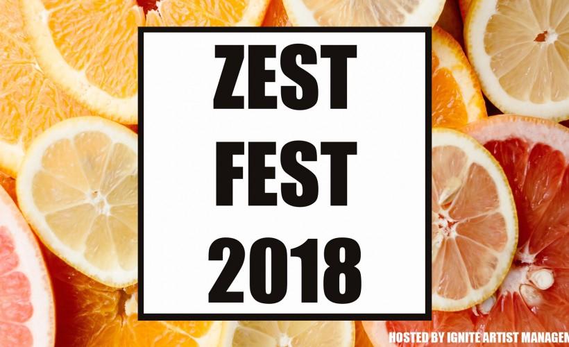 Zest Fest tickets