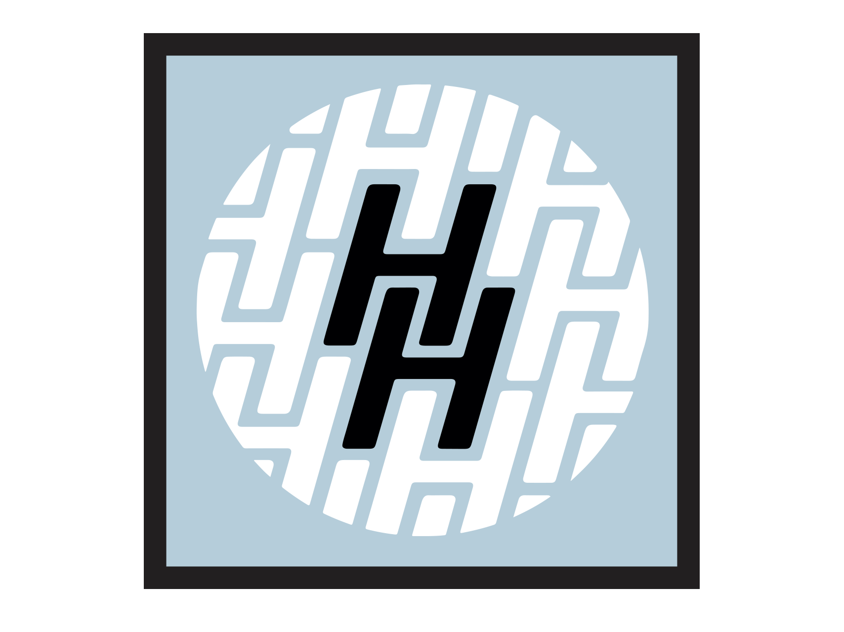 Hockley Hustle Logo