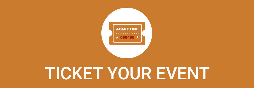 Ticket your event